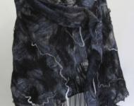 Wrap Silk and Wool
